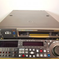 Cine Alta HDCAM recorder - H02/H12 : 773 hrs on first drum