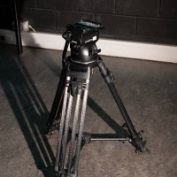 Miller Heavy Duty 150mm Head and Legs + Hi Hat Cine Line 70 - Image #2