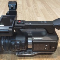 The Ultra Handheld camcorder