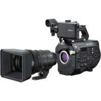 PXW-FS7M2 4K XDCAM Super 35 Camcorder Kit with 18-110mm Zoom Lens for Sale