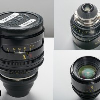 Cooke S4i Mini 18, 25, 32, 50, 75 and 100mm, PL Mount, imperial. - Image #2