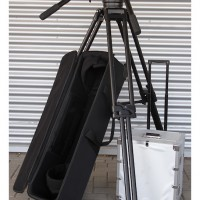 EFP tripod system with maximum Payload of 70 kgs.
