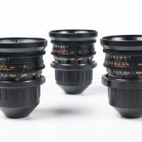 Set of 5 lenses, good price