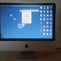 Fully loaded Apple iMac with 20 inch screen