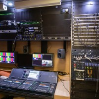 12-CAMERA DOUBLE EXPANDER HD 3G OB TRUCK - Image #2