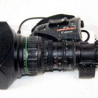 2/3in. B4 standard zoom lens with 2x extender