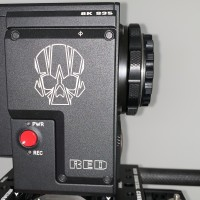 RED Epic-W 8k Helium DMCS2 S35 Package with 79.3 operational hours