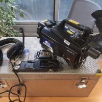 Used Sony HDC-3300R HD Super Slow Motion Camera with CCU, RCP & VF available immediately!