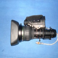 Medium HD tele lens with doubler, for sale.