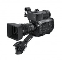 Sony PXW-FS7M2K 4K Camera 35mm CMOS Sensor Camera, 18-110mm f4 Servo Zoom Lens, 30 hrs, Ex Demo