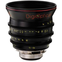 Digioptical (red pro) 18-50 t3 cine zoom lens