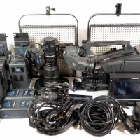 XDCAM HD SxS camcorder kit