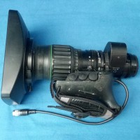 Canon J11a X 4.5 B IRSE wide angle lens with 2x doubler - Image #2