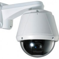 VS-570-HDSDI is a 2.0M PTZ network-based camera with remote live monitoring, audio monitoring and control via an IP network such as LAN, ADSL/VDSL, and Wireless LAN. PRICE EX. VAT