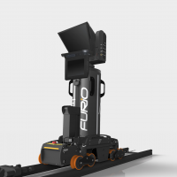 Furio VR1 Dolly System with Open Gear Frame
