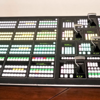 Ross Acuity 4 ME Production Switcher with Acuity 8RU Base Frame