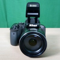Nikon Coolpix P900 Full HD video camera and still camera