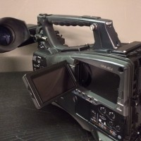 SONY PMW-500 with viewfinder HDVF-20A - Image #5