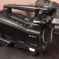 SONY PMW-500 with viewfinder HDVF-20A - Image #8