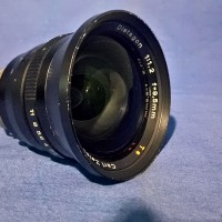 Carl Zeiss Distagon 9.5 mm very fast f/1.2 aperture Super  16 mm lens