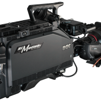 Hi-Motion II (20x slo-mo) High Speed Sports Broadcast Camera
