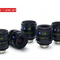 ZEISS Supreme Prime Lens set: 25/29/35/50/65/85/100mm