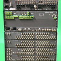 Grass Valley Concerto Router incl. Encore controller and panels - Image #3