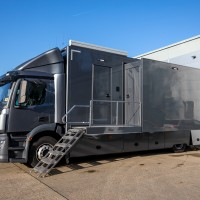 12-CAMERA SINGLE EXPANDER 4K HDR TRUCK WITH TENDER VEHICLE - Image #4