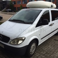 Mercedes Vito SNG build by Sat-comm Ltd UK. Left Hand Drive