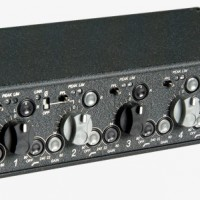 Stereo portable audio mixer - 4 units available