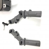 ARRI Pair of Handgrips, articulating w/RS 3 pin