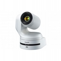 HD 4K Ptz camera, white - Panasonic warranty left : aprox 2 years and half - 2 units available