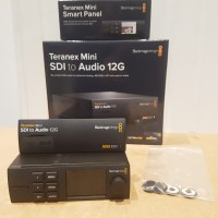 with Teranex mini smart panel - in original boxes
