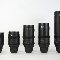 P+S Technik Evolution 2x Kowa Anamorphic Lens Set
