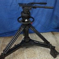 Sachtler Video  25 Plus heads with pedestals and dollies - Image #5