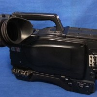 Sony HDC F950 camera with Cine Alta features, HDVF 20a viewfinder