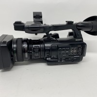 XDCAM camcorder with 17x zoom lens