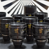 Complete Set of 9 Cooke S4i Lenses