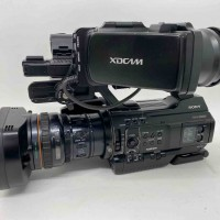 HD Camcorder with 14 x Lens