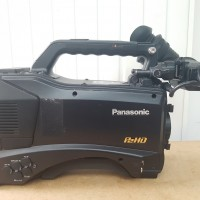 P2 HD Camcorder with OPE: 85x10 /P. ON TIME: 02112 hrs - 3 months warranty