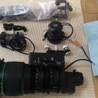 Full studio HD camera chains, lenses, support 4 to 5 x Sony HDC-1500 HighBitrate chains, lenses, tripods - Image #6