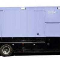 Digital Stereo / Surround / Multitrack music production van