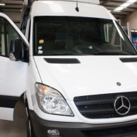 used Mercedes SNG VAN (used_5) – DSNG / SNG VEHICLE