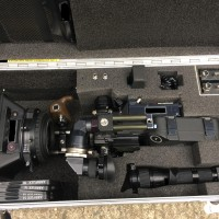 Aaton XTR prod Good condition with accessories, flight cased