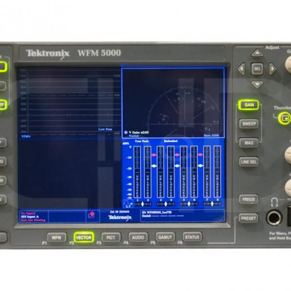 HD/SD-SDI Waveform Monitor