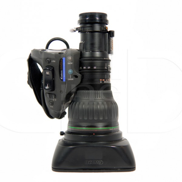 2/3in. B4 HD telephoto zoom lens