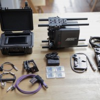 ARRI Alexa Mini & many accessories - Low Hours - REDUCED PRICE £37,500 (no VAT to pay on top, seller not VAT registered)