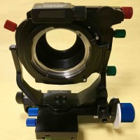 Arri Shift and Tilt System with 4 lenses