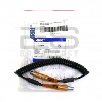 Cable from UMC-3 or UMC-4 to Cine Tape Measure (coiled)