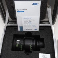 Used Arri/Zeiss SIGNATURE PRIMES (used) – CINEMATOGRAPHY LENS